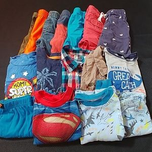Mixed Bundle of Boys Clothes